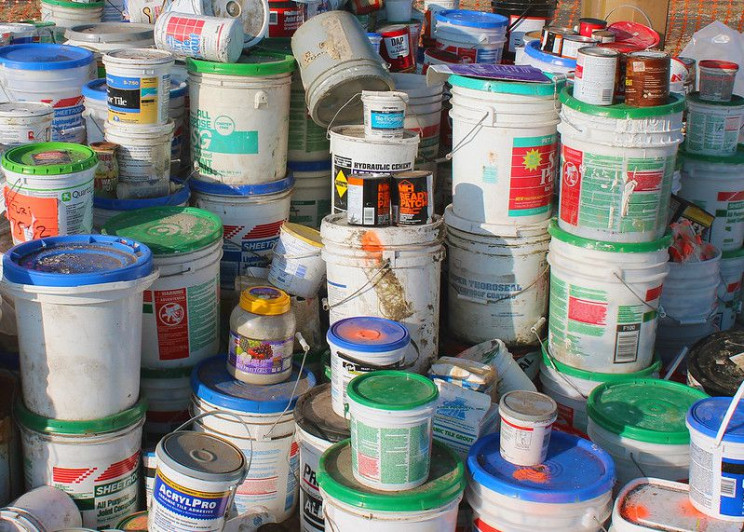 domestic hazardous waste