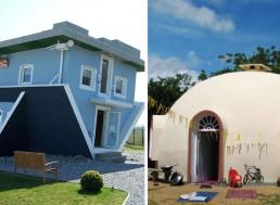 5 Bizarre Houses Around the World