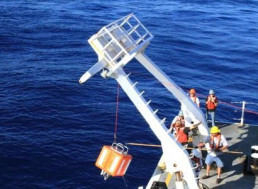 Fisherman Finds Navy Recording Device in the Adriatic Sea
