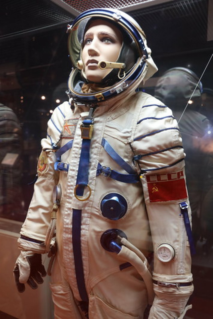 facts about russian-soviet spacesuits