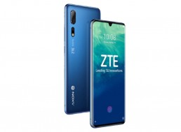 ZTE to Launch Axon 10 Pro 5G, the World's First Smartphone with Qualcomm Snapdragon 855 with F2FS File System