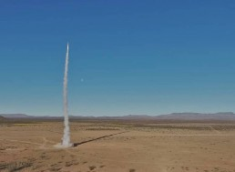First Entirely Student Designed and Built Rocket Reaches Space