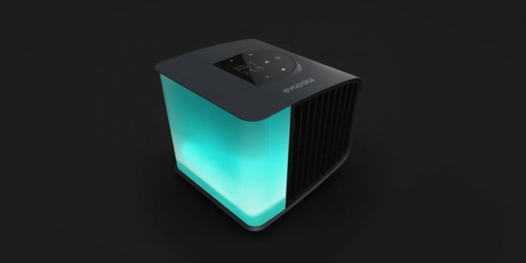 Cool Off Your Desk With This Smart Personal Air Conditioner