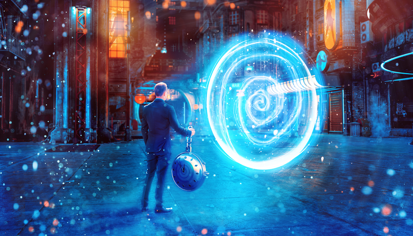 The One Question Everyone Wonders: Is Time Travel Possible?