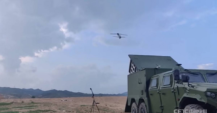 New Chinese Weapon Can Launch Suicide Drones from Trucks and Helicopters