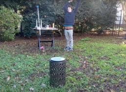 Guy Designs Mashed Potato Trebuchet for a Socially-Distanced Thanksgiving