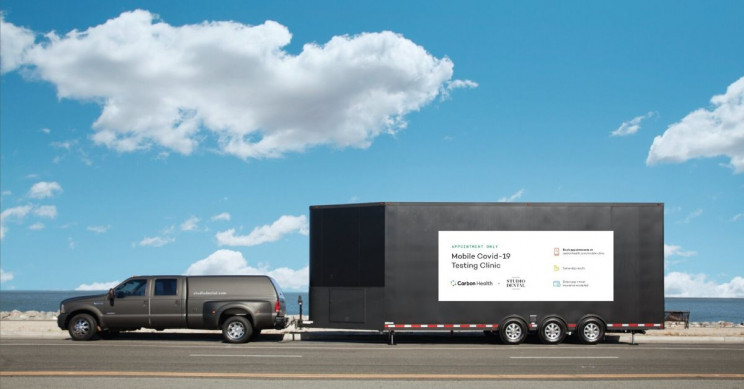 Company to Close COVID-19 Testing Gap With Mobile Testing Trailer
