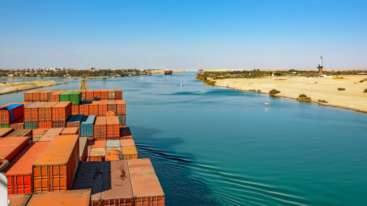 The Suez Canal Was Just Blocked Again