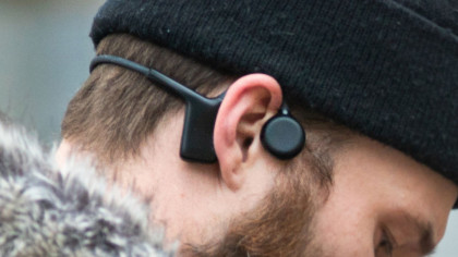The Headset That Fits Just Like a Part of Your Body