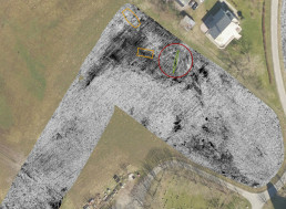 A Viking Ship is Discovered on a Farm Thanks to Ground Penetrating Radar
