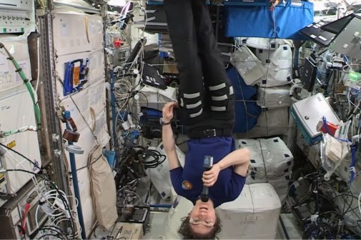 Christina Koch to Become the First Woman to Stay in Space for the Longest Timespan