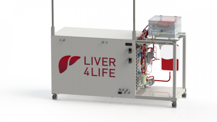 Scientists Build Machine That Keeps Human Livers Functioning outside of the Body for 1 Week