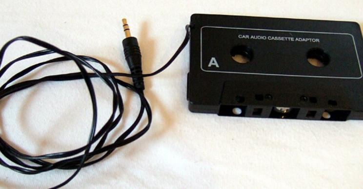 The Car Cassette Adapter: A Legend of Technology