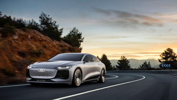 Audi Will Launch Only Electric Models Starting 2026
