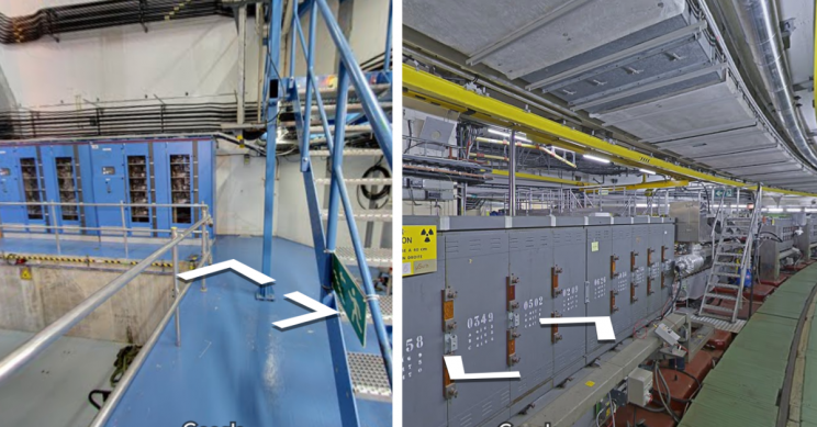 Visit CERN's Large Hadron Collider to Overcome Your Boredom with Google Street View