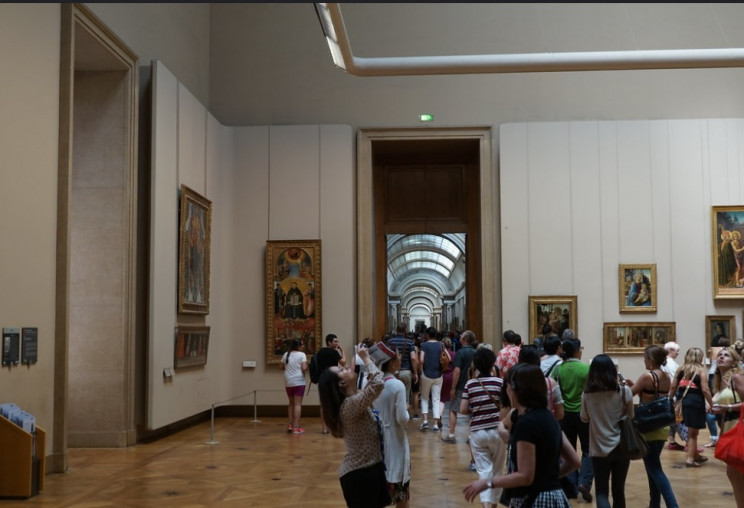 virtual museum tours louvre