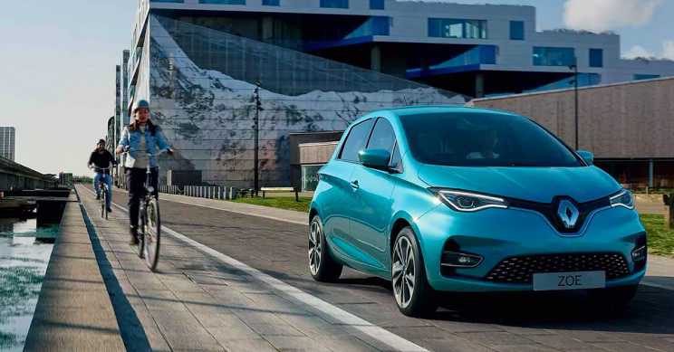 Renault Arms Entire French Town with Free Electric Cars