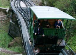 Funiculars: Strange Water-Powered Mountain Transport