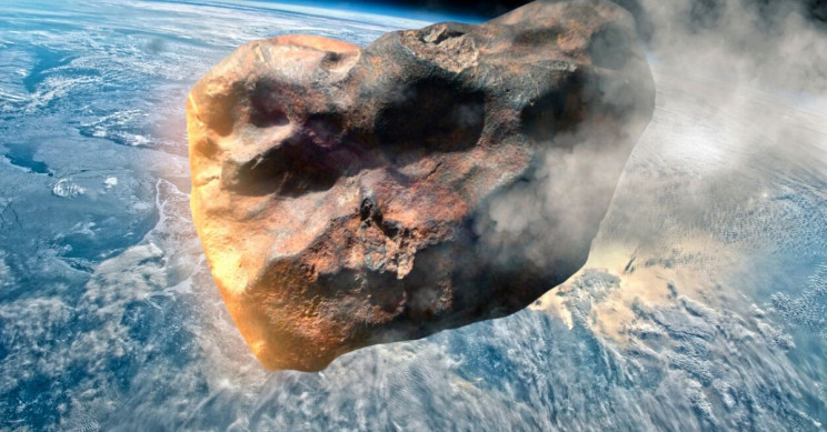 MIT Works On A Method To Divert Approaching Asteroids