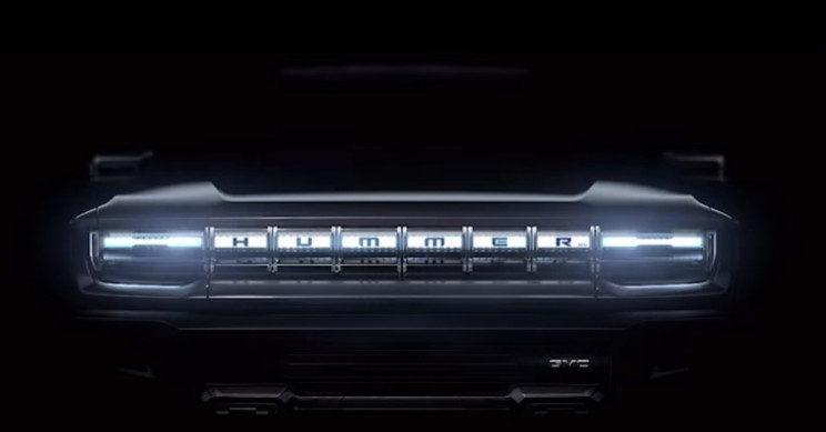 Hummer EV with 11500lb ft confirmed