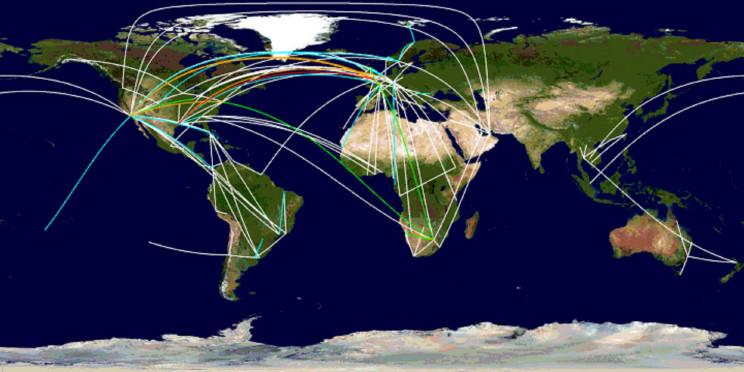 geologists travel alot