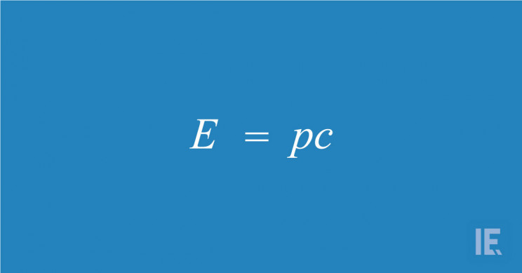 Momentum Equation for Light