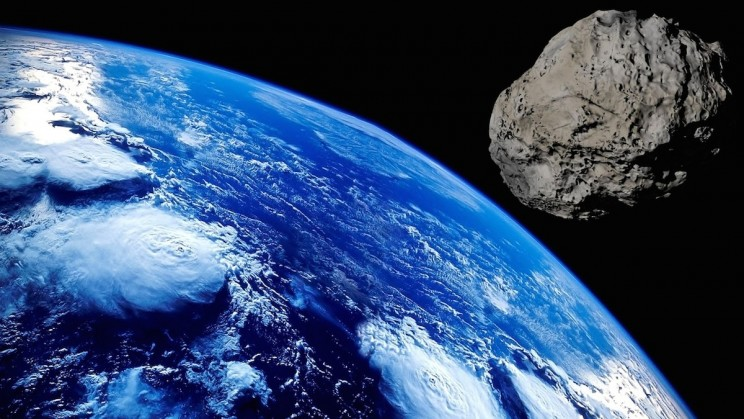 Location of Ancient One Kilometer-Wide Meteorite Found in Scotland