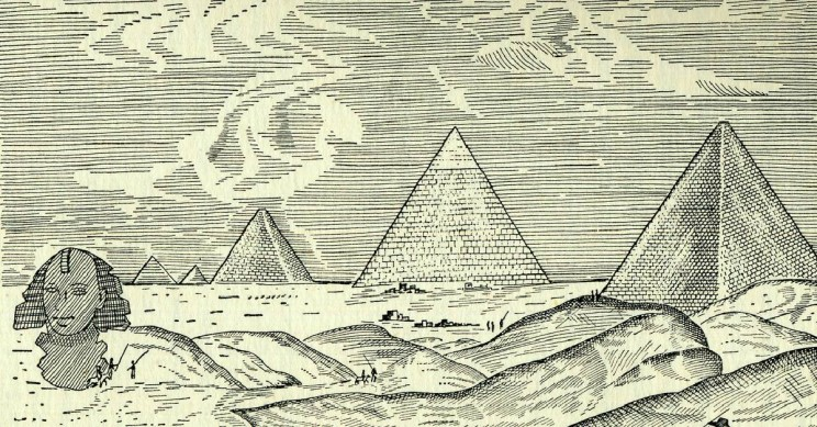 The Mysteries of the Giza Plateau