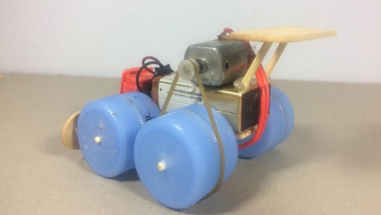 diy chilrds toys car