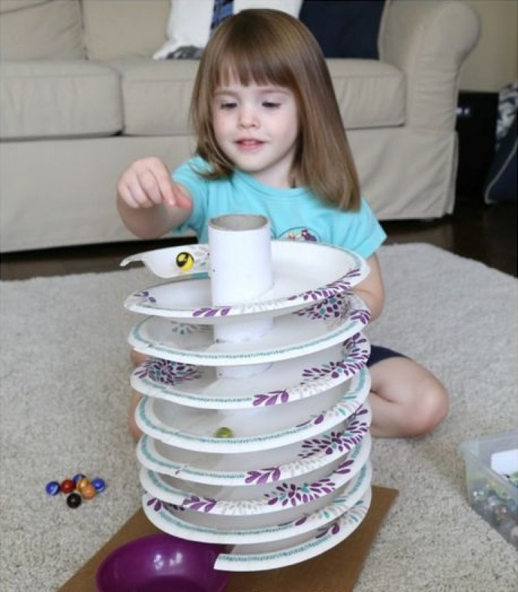 11+ Impressive Toys Engineer Parents Made for Their Children