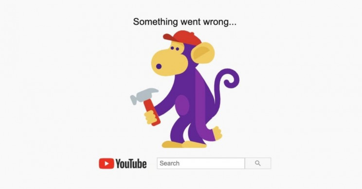 YouTube, Gmail, Google Drive and Other Google Services Go Down