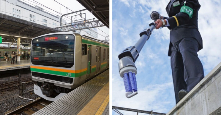 New Panasonic Vacuum Saves Your Earbuds From Train Rails