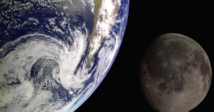 Moon Once Protected Earth's Atmosphere With Magnetic Field, Says NASA