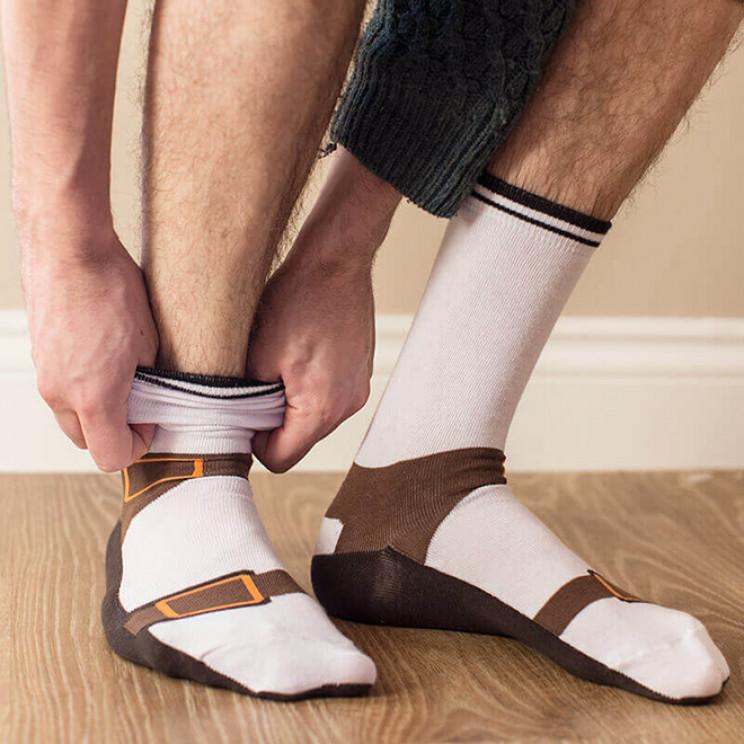 lazy inventions sandal socks