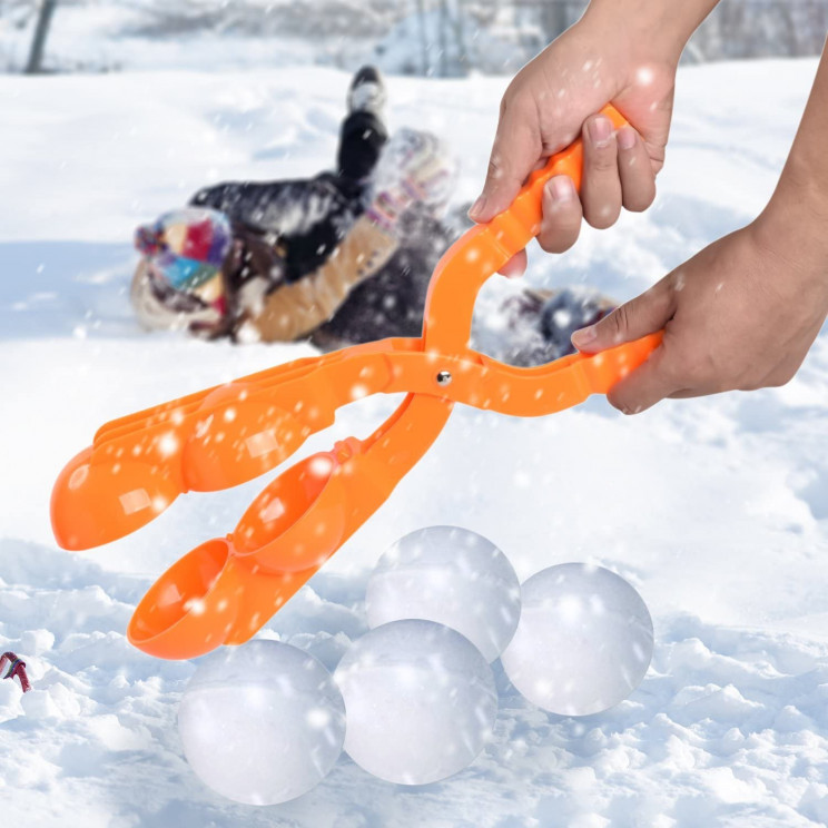 lazy inventions snowball maker