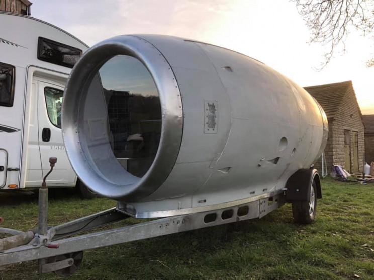 Jet Camper Pod