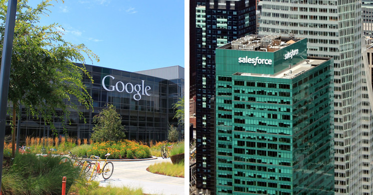 19 of the Best Tech Companies to Work in the U.S. in 2020