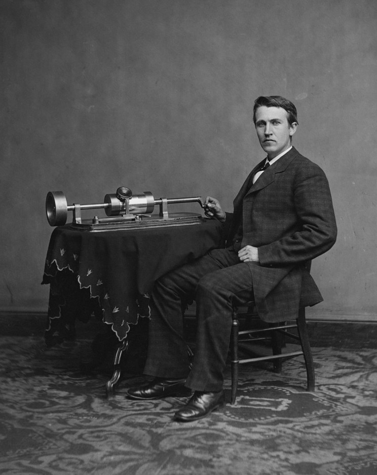 Thomas Edison: Visionary, Inventor, or Villain?