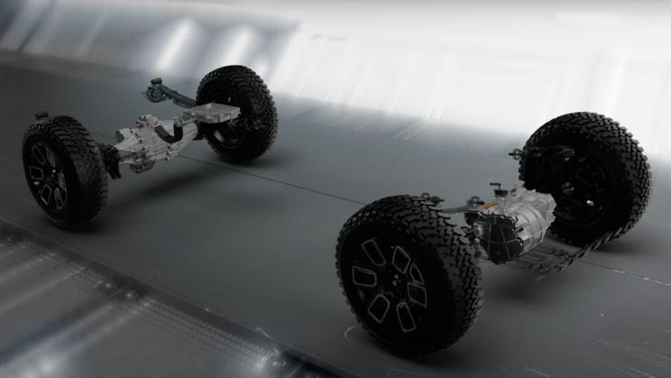 New Modular Drivetrain Easily Converts Pickup Trucks Into EVs