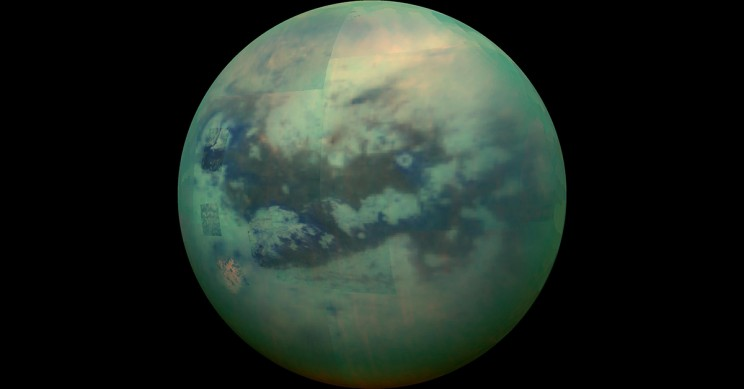 NASA to Send Dragonfly Robots to Titan, Seeking Life on Saturn's Largest Moon