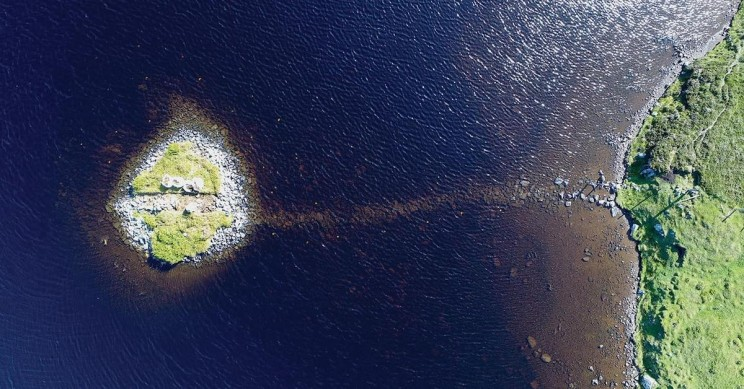 The British Isles' Prehistoric Manmade Islands Are Older Than Stonehenge