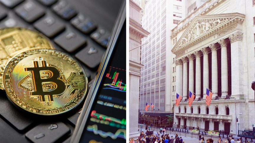 Blockchain, Crypto, NFT's