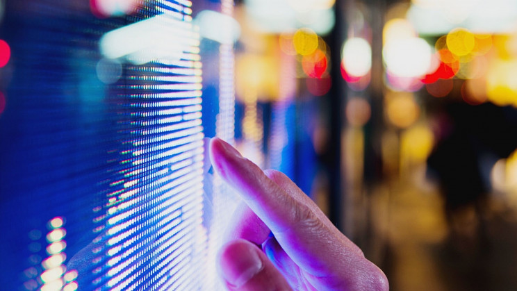 The World At Your Fingertips: A Brief History of Mobile Display Tech