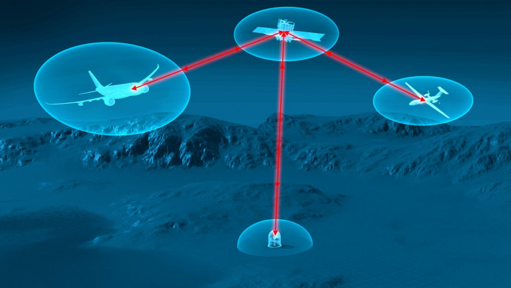 Airbus Wants to Use Lasers to Connect Aircraft to the Internet