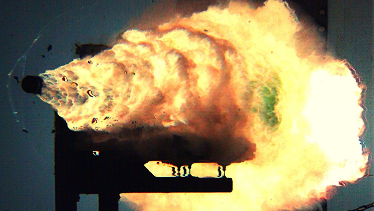 The US Navy Just Canceled the Railgun. But Hypersonic Missiles Are Still On