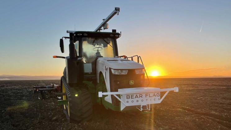 John Deere's Acquisition of Bear Flag Robotics Is a Boon For Autonomous Farming