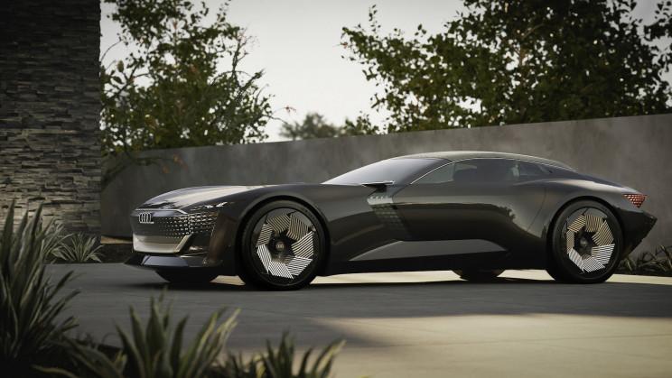 Audi's Skysphere Looks Like It Was Made For a James Bond Villain