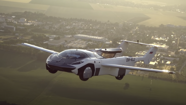 Flying Car Completes Its First-Ever Inter-City Flight
