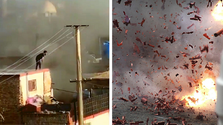 Rocket Explosions Just Rocked Kabul Airport