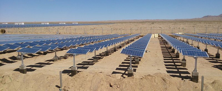 pv tracking rack system